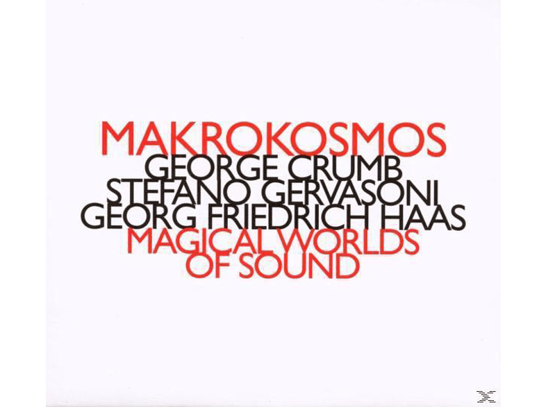 Makrokosmos Quartet - MAGIC WORLDS OF SOUND [CD]