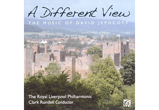 Rlpo, C. Rundell, C. Rlpo/rundell - A Different View - (CD)