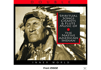 VARIOUS - Spiritual Music Of The AmericaNATIVE AMERICAN INDIAN - (CD)
