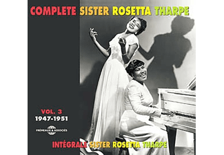 Sister Rosetta Tharpe - The Complete Vol.3 (1947-1951) - (CD)