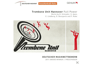 Trombone Unit Hannover - Full Power-Werke für 8 Posaunen - (CD)
