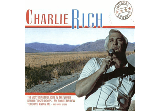 Charlie Rich - Country Legend - (CD)