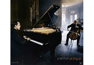 Celloproject - Cellotango - (CD)