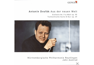 John Württembergische Philharmonie Reutlingen & Axelrod, Württembergische Philharmonie - From The New World - (CD)
