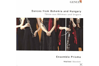VARIOUS - DANCES FROM BOHEMIA AND HUNGARY [CD]