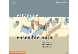 Ensemble Nu:n - Estampie - (CD)