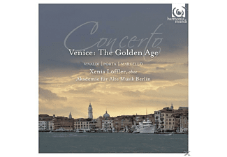 Akademie Fuer Alte Musik Berl Xenia Loeffler (ob) - Venice: The Golden Age - (CD)
