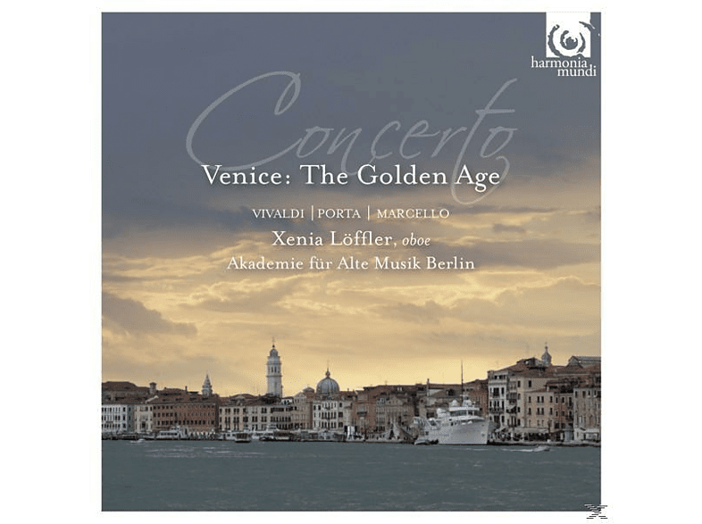 Akademie Fuer Alte Musik Berl Xenia Loeffler (ob) - Venice: The Golden Age [CD]
