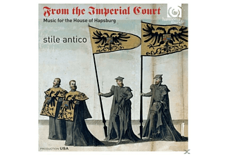 Stile Antico - From The Imperial Court - (SACD Hybrid)