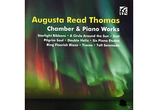 Augusta Read Thomas - Selected Chamber & Piano Works - (CD)