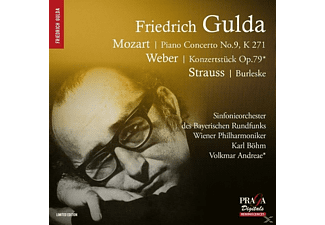 Friederich Gulda (Pno), Wiener Philharmoniker, Vol - Tribute To Friedrich Gulda - (SACD Hybrid)