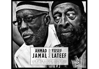 Ahmad Jamal, Yusef Lateef - Live At The Olympia 2012 - (CD + DVD)