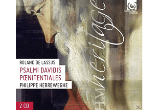 Collegium Vocale Gent - Psalmi Davidis Poenitentiales - (CD)