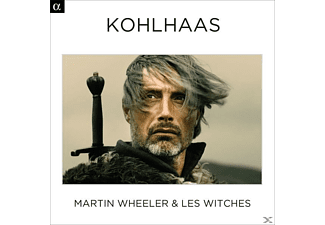 Martin Wheeler & Les Witches - Michael Kohlhaas - (CD)