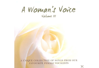 Various Vocal - A Womans Voice Vol.3 - (CD)