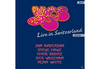 Yes - Live In Switzerland - (Vinyl)