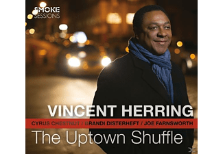 Vincent Herring - The Uptown Shuffle - (CD)