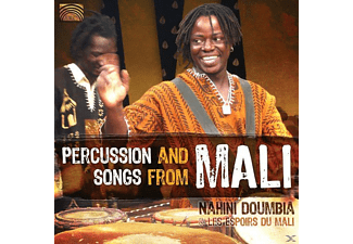 Nahini & Les Espoirs Du Mali Doumbia - Percussion And Songs From Mali - (CD)