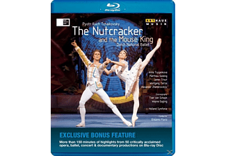 Tsygankova/Golding, Florio/Dutch National Ballet - Nußknacker Und Mäusekönig - (Blu-ray)