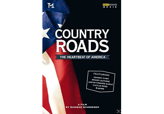 COUNTRY ROADS - (DVD)