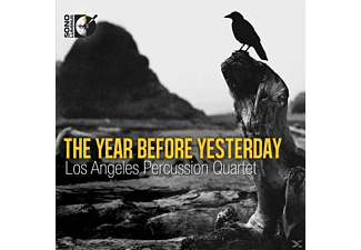 Los Angelese Percussion Quartet - The Year before Yesterday - (Blu-ray Audio)