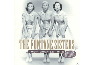 Fontane Sisters - Their Greatest Hits - 25 Golden Classics - (CD)