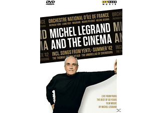 Michel Legrand, VARIOUS - Michel Legrand and the Cinema - (DVD)