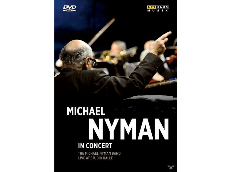 Nyman Michael Band - Michael Nyman In Concert [DVD]