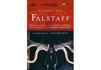 VARIOUS - Falstaff - (DVD)