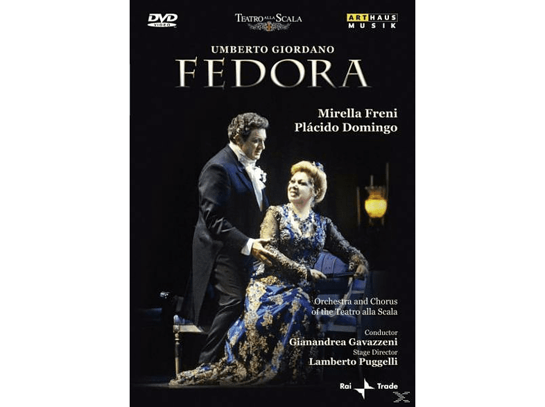 FRENI,MIRELLA & DOMINGO,PLACIDO - Fedora [DVD]