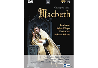 VARIOUS - Macbeth [DVD]