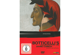 VARIOUS - Botticelli's Drawings For The Divine Comedy - (DVD)