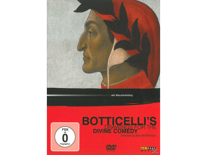 VARIOUS - Botticelli's Drawings For The Divine Comedy [DVD]