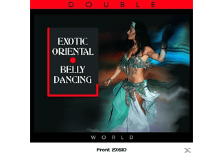 L'orchestre De Danse Orientale - Exotic Oriental Belly Dancing - (CD)