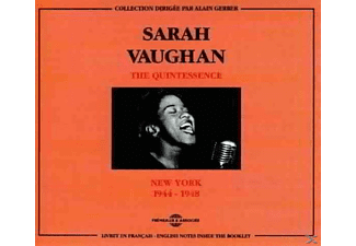 Sarah Vaughan - The Quintessence - (CD)