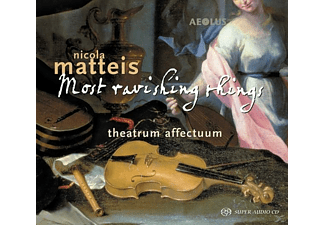 Theatrum Affectuum - Most Ravishing Things - Ayres - (SACD Hybrid)