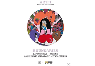 Bounderies - Art In The 21st Century - Bounderies - Art In The 21st Century - (DVD)