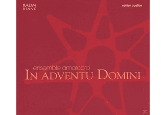 Ensemble Amarcord - IN ADVENTU DOMINI - (CD)