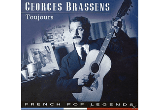Georges Brassens - Toujours - (CD)