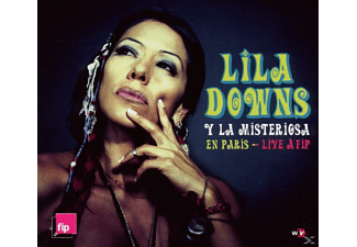 Lila Downs - En Paris-Live A Fip - (CD)