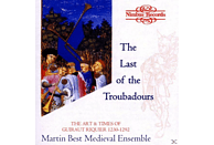 Martin Mediaeval Ensemble Best - Last Of The Troubadours [CD]