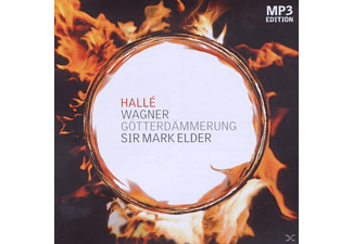 The Halle Orchestra - Die Götterdämmerung - (MP3-CD)