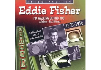 Eddie Fisher - I'm Walking Behind You - (CD)