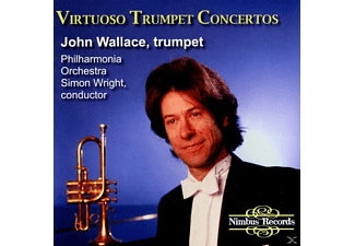 Wallace, Wright, Wallace Collection - Virtuoso Trumpet Concertos - (CD)