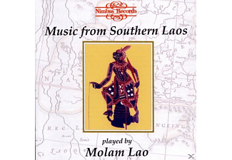 Molam Lao - Music From Southern Laos - (CD)