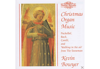 Kevin Bowyer - Christmas Organ Music - (CD)