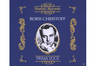 Boris Christoff - Boris Christoff - (CD)