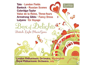 London & Royal Philharmonic Orchest, The Royal Philarmonic Orchestra - Box of Delights - (CD)