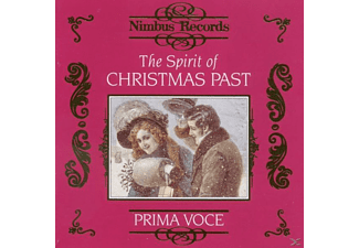 VARIOUS - The Spirit of Christmas Past - (CD)