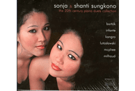 Sonja Sungkono, Shanti Sungkono, Sungkono,Sonja/Sungkono,Shanti - The 20 The Century Piano Duets Collection [CD]